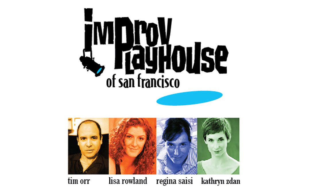 The Naked Stage – an improvised one-act play – par Improv Playhouse of San Francisco